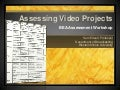 Video Project Grading Rubric - BEA 214 Presentation by Sam Edsall