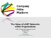 The Value of LGBT Networks within O...
