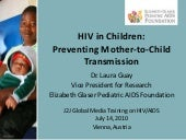 HIV in Children: Preventing Mother-...