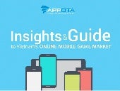 Insights and Guide to Vietnam Online Mobile Game Market