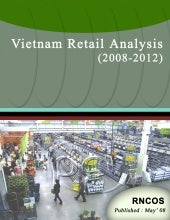 Vietnam retail analysis (2008 2012)