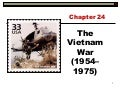 Vietnam War [Section One]