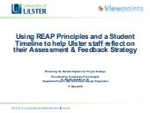 ESE Project Findings - A&F Reflecti...