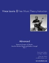 Free Music Theory Instruction: Harm...