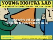 Marketing dell'ascolto. Monitorare ...