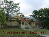Vipassana and Happiness
