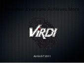 Virditech aug2011