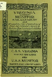 Virginia Merrimac Monitor Engagement