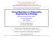 Virtual Machines in Philosophy, Eng...