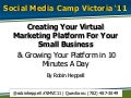 Creating Your Virtual Marketing Platform For Small Business