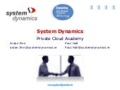 Virtualisation Academy - Private Cloud