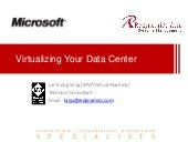 Virtualising Your Data Center