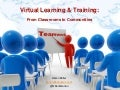 Virtual Learning & Training