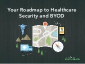 Roadmap to Healthcare HIPAA and BYOD Mobile Security.