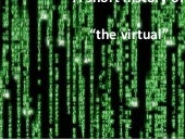 Brief history of the 'Virtual'