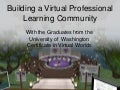 Building a Virtual  Professional  Learning Community