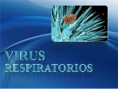 Virus respiratorios