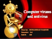 Virus vs anti virus