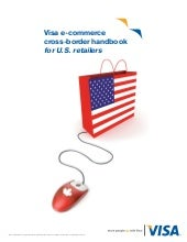 Visa e-commerce cross-border handbo...