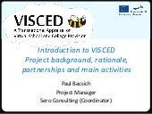 Introduction to VISCED Project back...
