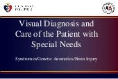 Visual Diagnosis and Care of Patien...