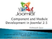 Techgig Webinar: Joomla Introductio...