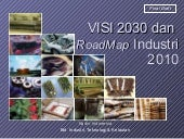 Visi 2030 Road Map
