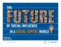 2011 SXSW Panel Social Capital: The Billion Dollar Digital Future
