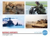 Visiongain Defence Report Catalogue
