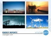 Visiongain Energy Report Catalogue