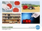 Visiongain Food & Drink Report Catalogue