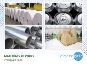 Visiongain Materials Report Catalogue