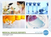 Visiongain Medical Devices Report Catalogue