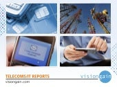 Visiongain Telecoms IT Report Catalogue
