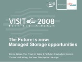 VISIT2008  Managed Storage