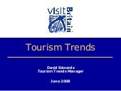 Tourism Trends from Visit Britain