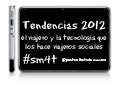 #sm4t #Visitelche, marketing turistico tendencias 2012