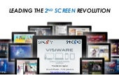 Visiware leading the 2nd screen rev...