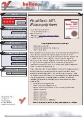 Visual Basic .NET. Wzorce projektowe