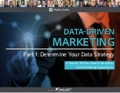 Determine Your Data Strategy