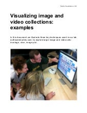 Visualizing image and video collect...