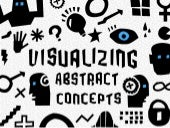 Visualizing abstract concepts