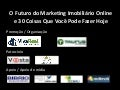 Simon Baker - O Futuro do Marketing Imobiliário Online