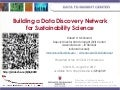 Building a Data Discovery Network for Sustainability Science
