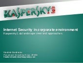 Internet Security in corporate env...