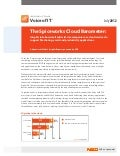 Voice of IT Cloud Barometer Report
