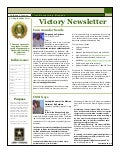 Victory Newsletter - Vol1, Issue 2