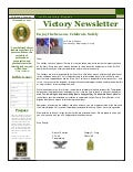 Victory Newsletter