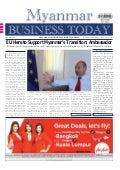 Myanmar Business Today - Vol 1, Issue 47