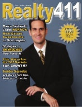 Realty411 Magazine featuring NORADA...